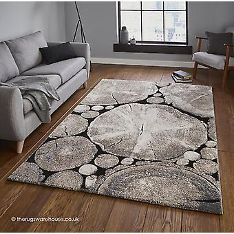 Woodland trä matta