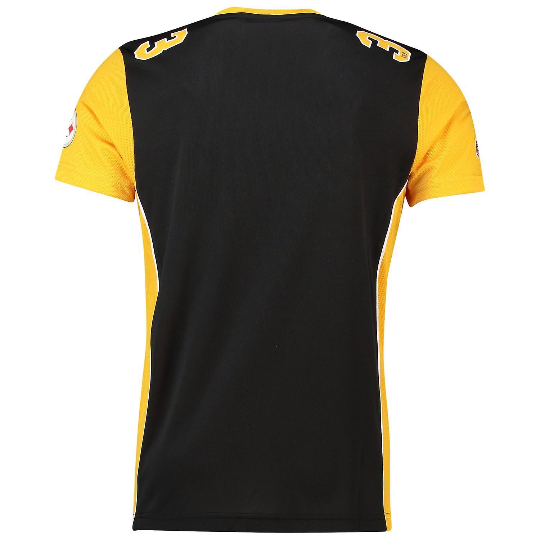 c1e35d258 Camisa de Jersey poliéster malla majestuoso - Pittsburgh Steelers ...