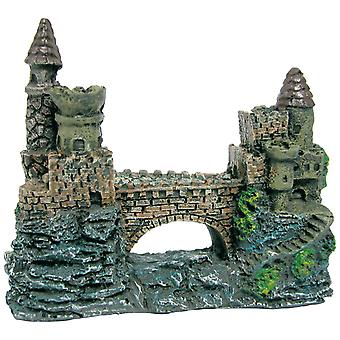 Ica Small Castle (Fish , Decoration , Rocks & Caves)