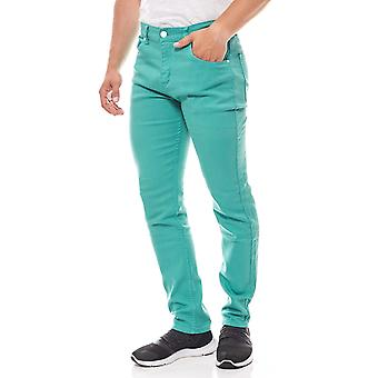 Men's jeans green sweet SKTBS
