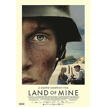 Land of Mine Movie Poster (11 x 17)