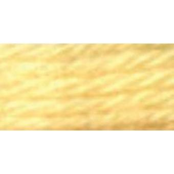 DMC Tapestry & Embroidery Wool 8.8yd-Pale Canary Yellow