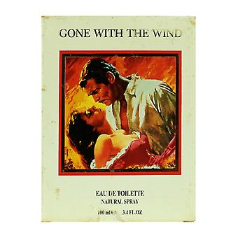 Gone With The Wind Eau De Toilette Spray 3.4Oz/100ml