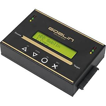 1x HDD copy station Renkforce Goblin-HS268 SATA incl. image manager, portable