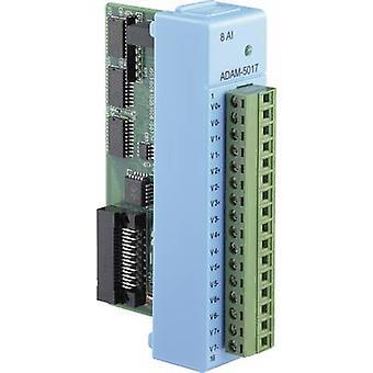 Input module Analogue Advantech ADAM-5017 No. of inputs: 8 x