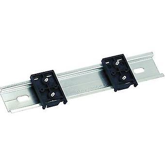 Bopla 20035000 TSH 35-2 montering Rail Holder montering rail holdere svart
