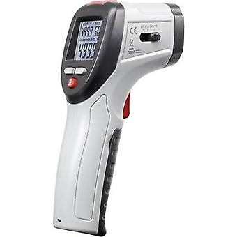 IR thermometer VOLTCRAFT IRF 260-10S Display (thermometer) 10:1 -50 up to +260 °C Pyrometer Calibrated to: Manufacturer'