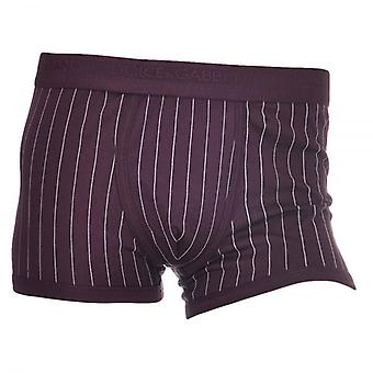 Dolce & Gabbana Cotton Regular Boxer, Burgundy, X-Large