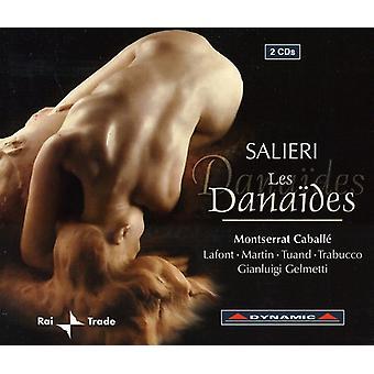 A. Salieri - Salieri: Importación de Estados Unidos Les Dana Des [CD]