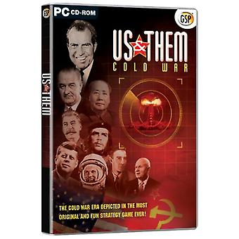 Us and Them Cold War (PC CD) - Factory Sealed