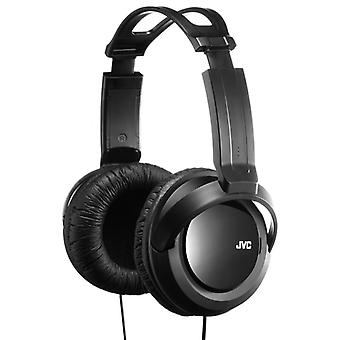 JVC HARX330 Full-Size Over-Ear Stereo Headphone - Black