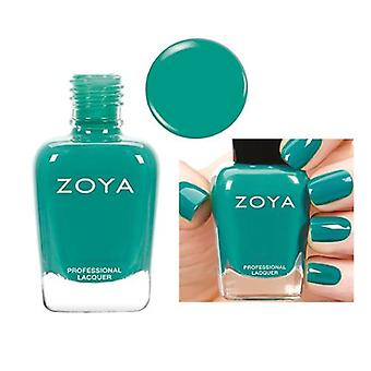Zoya Nail Polish Lacquer - Island Fun & Paradise Sun 2015 Summer Collection - Zp797 - Cecilia, 0.5 Fluid Ounce