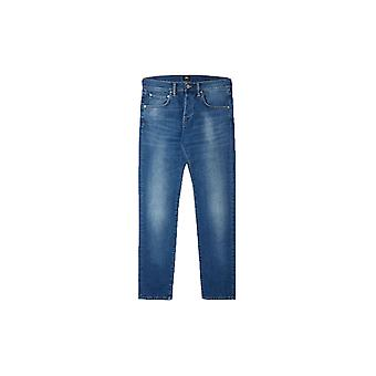 Edwin ED-55 Regular Tapered Jeans (Birger Wash)