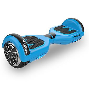 Hoverboard [Mega Motion E1] - Segway - planche à roulettes électrique - Electric Hoverboard - moteur de 700W - Haut-parleurs Bluetooth intégrés - LED - Self équilibrée une trottinette électrique avec système de sécurité CE - nouveau Design 2018 Bluetooth hoverboard