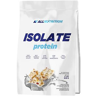 Allnutrition Isolate Protein 908 gr (Sport , Muscle mass , Proteins)