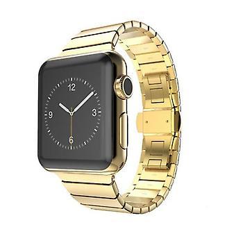 Apple Watch rustfrit stål Link armbånd
