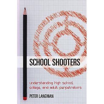 School Shooters - Understanding High School - College - and Adult Perp