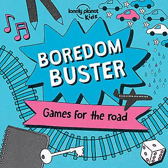 Boredom Buster by Lonely Planet Kids - 9781760341053 Book