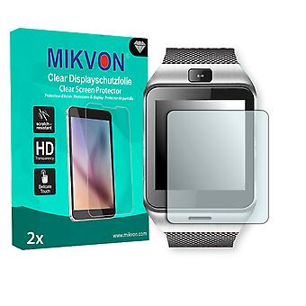 Aplus Gv18 Screen Protector - Mikvon Clear (Retail Package with accessories)