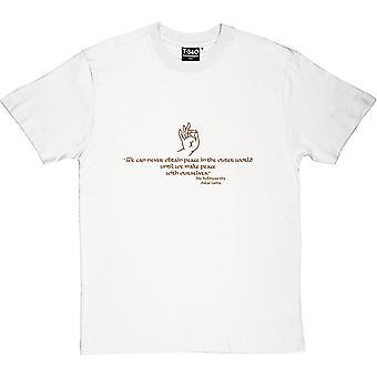 Dalai Lama Herren T-Shirt
