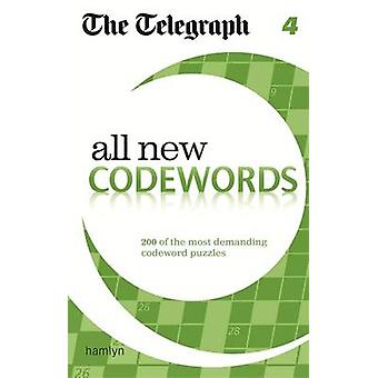 Telegraph All New Codewords 4 by The Telegraph - 9780600629368 Book