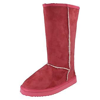 Mädchen-Spot auf Stiefel H4008