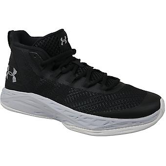 Under Armour Jet Mid 3020623-003 Mens basketball shoes