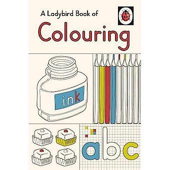 Un livre de la coccinelle de la coloration (livres à colorier)