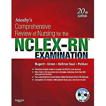 Mosby Comp Rev Nrsg NCLEX-RN-� Exm2