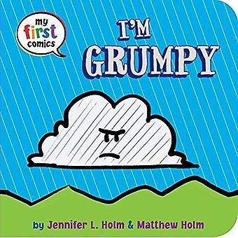 I'm Grumpy: My First Comics