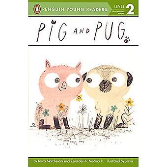 Schwein und Mops (Pinguin junge Leser: Stufe 2)