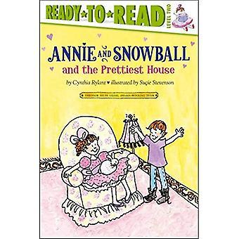Annie et boule de neige et la plus belle maison (Ready-To-Read Annie & boule de neige - niveau 2)