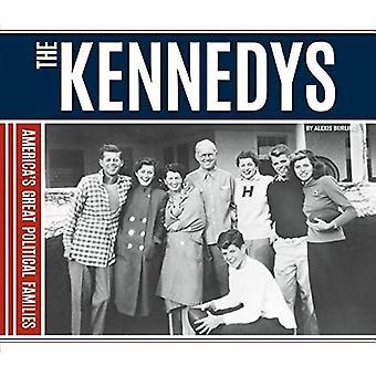 Kennedys (Amerika's grote politieke Families)