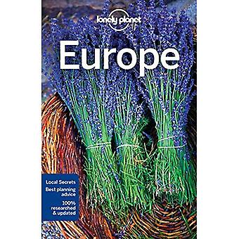 Lonely Planet Europa - reseguiden
