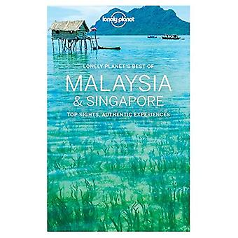 Lonely Planet allerbest Maleisië & Singapore - Reisgids
