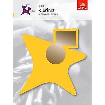 Musik medaljer guld klarinet Ensemble stykker (ABRSM musik medaljer)