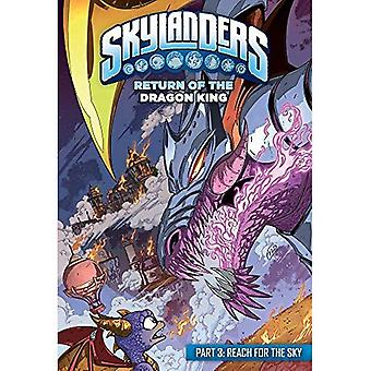 Skylanders: Return of the Dragon King: Reach for the� Sky (Skylanders)