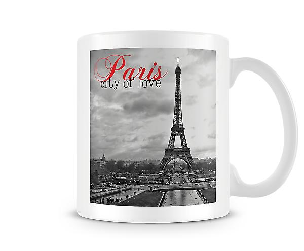 Paris City Of Love Mug