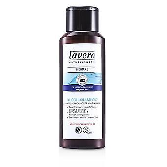 Lavera Neutral Shower Shampoo (For Skin and Hair) - 200ml/6.6oz