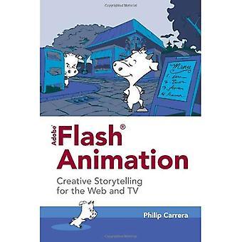 Animation Flash: Creative conte pour TV/Web