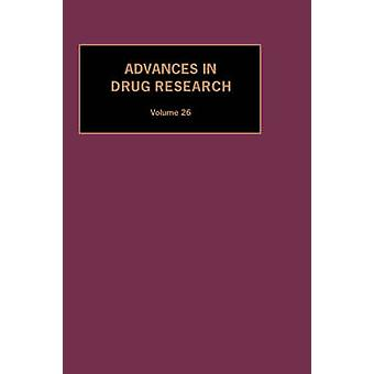 Advances in Drug Research by Testa & Bernard
