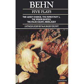 Behn Five Plays by Behn & Aphra