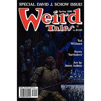 A Weird Tales 296 Primavera 1990 pela Schweitzer & Darrell