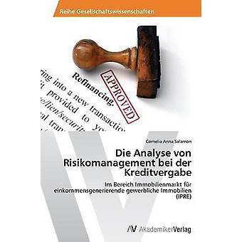 Sterven analyseren von Risikomanagement bei der Kreditvergabe door Salamon Cornelia Anna