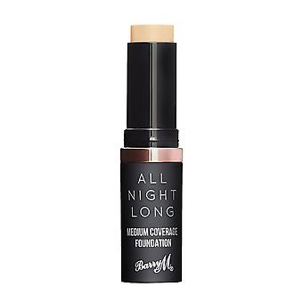 Barry M Barry M - All Night Long Foundation Stick - Oatmeal