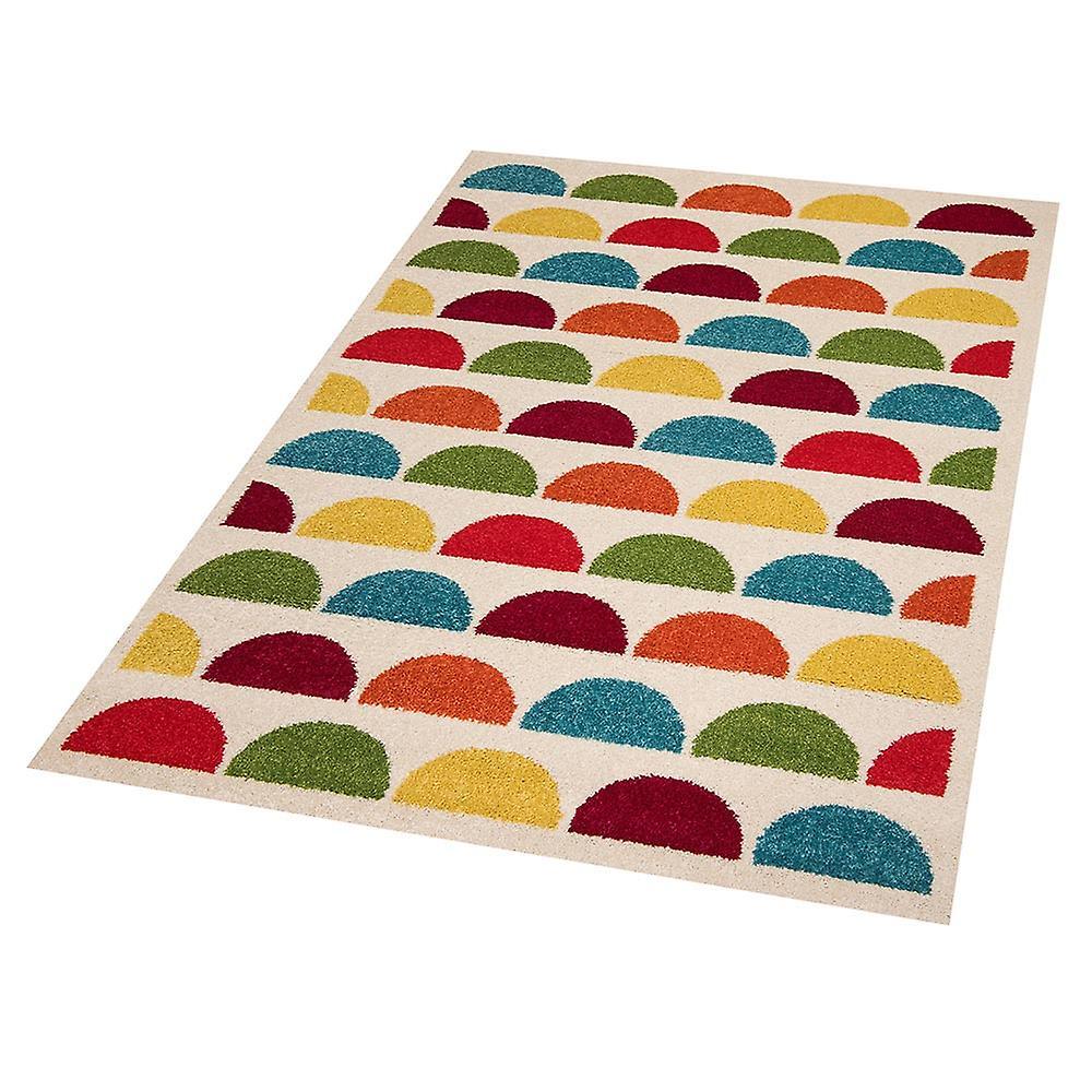 Enfants jouer tapis de bulles Couleurées 120x170cm