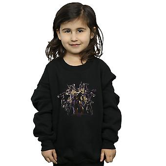 Marvel Girls Avengers Endgame Vs Thanos Sweatshirt