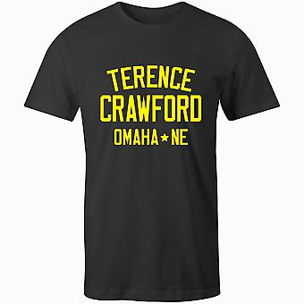 Terence Crawford Boxing Legend Kids T-Shirt