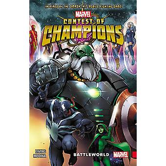 Contest of Champions Vol. 1 - Battleworld - Volume 1 by Al Ewing - Paco