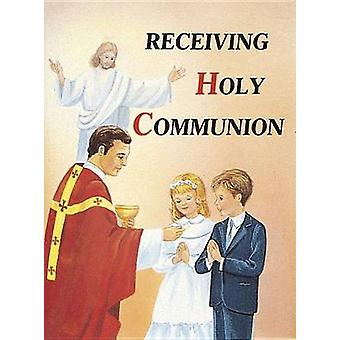 Receiving Holy Communion 10pk - How to Make a Good Communion Book
